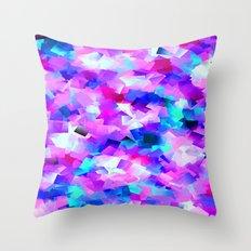 Flashy Throw Pillow