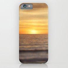 California Sunset Over Ocean iPhone 6s Slim Case