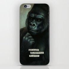 Ishmael iPhone & iPod Skin