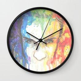 My reflection Wall Clock