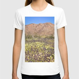 Superbloom in Joshua Tree T-shirt