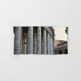 Vatican City Marble Hand & Bath Towel