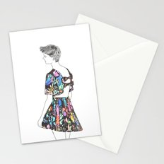 I don't care! Stationery Cards
