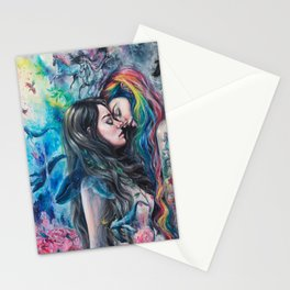 Colorful Me Stationery Cards