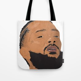 King Nipsey Tote Bag