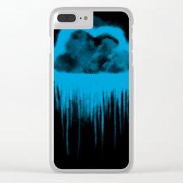 Cloud Clear iPhone Case