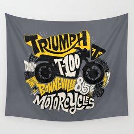 Triumph Wall Tapestry