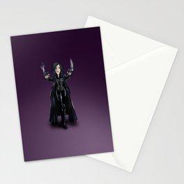 Selene, Vampire Death Dealer Stationery Cards