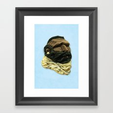 Mr. Tee Framed Art Print
