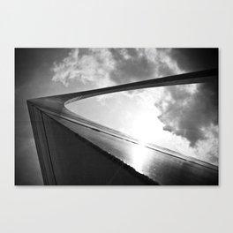 Arch #5 Canvas Print