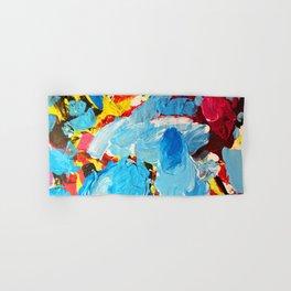 Painters' Splatter Hand & Bath Towel