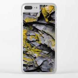 Geo Clear iPhone Case