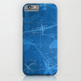 Aerodynamics iPhone Case