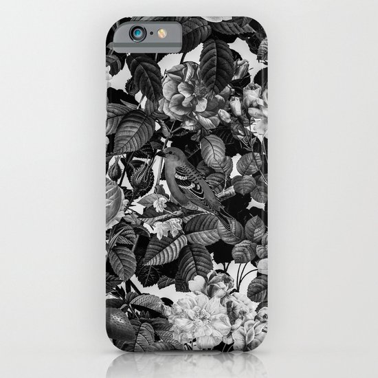 Floral Pattern II iPhone & iPod Case