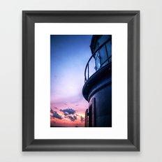 Up on Cape Hatteras Framed Art Print