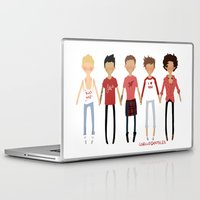 valentines Laptop & iPad Skins featuring Valentines by cargdoodles
