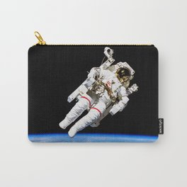 Astronaut Bruce McCandless Floating Free Carry-All Pouch