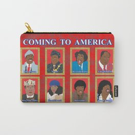 Coming to America Carry-All Pouch