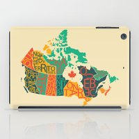 canada iPad Cases featuring Canada by Mohit Gupta