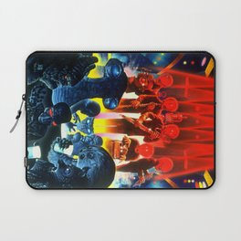 Space Alien Bar Band Laptop Sleeve