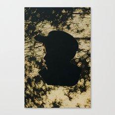 alvin row Canvas Print
