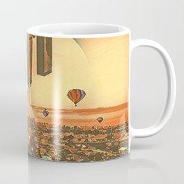 FallingCity Coffee Mug
