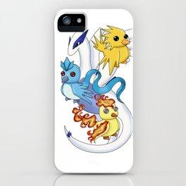 Team Harmony iPhone Case