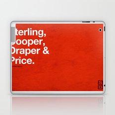 Mad Men | Sterling, Cooper, Draper & Price Laptop & iPad Skin