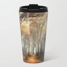 Into the Golden Travel Mug