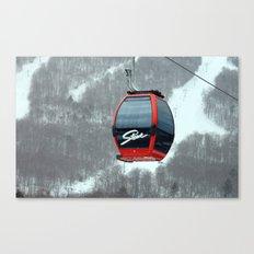 Gondola in Stowe Canvas Print