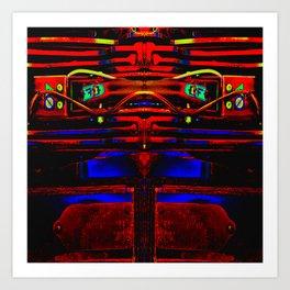 BOT3 Art Print
