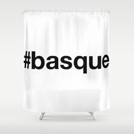 BASQUE Shower Curtain