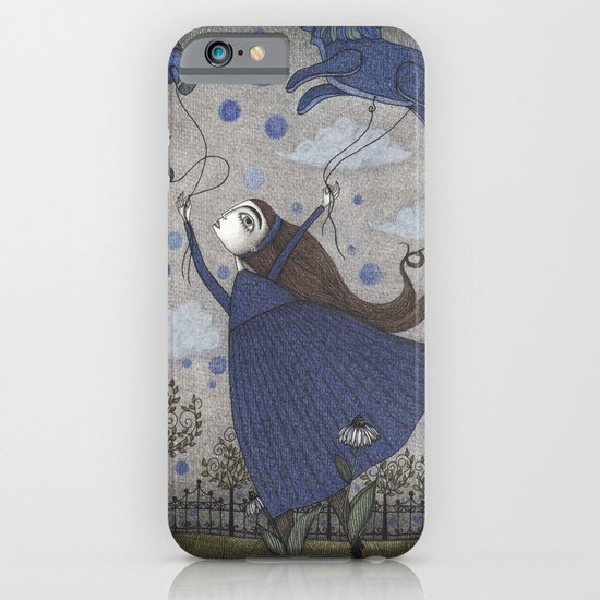 Violetta Dreaming iPhone & iPod Case