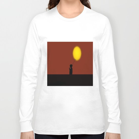 Sun Balloon  Long Sleeve T-shirt