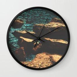 Feed Me The Stream Wall Clock
