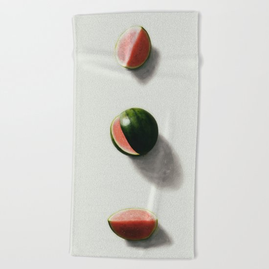 fruit 14 Beach Towel