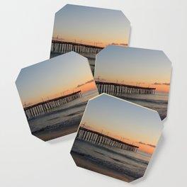 Virginia Beach Pier Sunrise Coaster