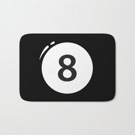 8 ball Bath Mat