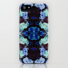 Future Floral III iPhone Case
