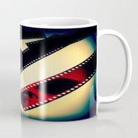 film Mugs featuring Film by wendygray