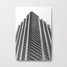 Lauderdale Tower Metal Print