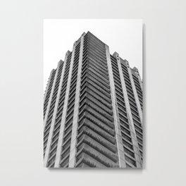 Lauderdale Tower Metal Print