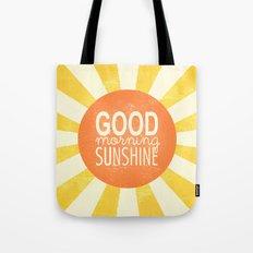 Morning Sunshine Tote Bag