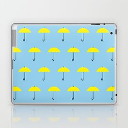HIMYM Yellow Umbrella Laptop & iPad Skin
