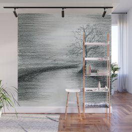 Carbon Wall Mural