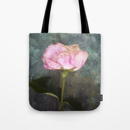 Wilted Rose III Tote Bag