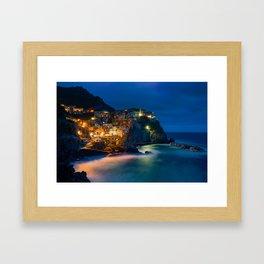 Manarola Framed Art Print