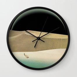 Utopian Tide Wall Clock
