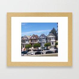 Full House Framed Art Print
