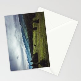 Mountain Trail - Landscape and Nature Photography Stationery Cards